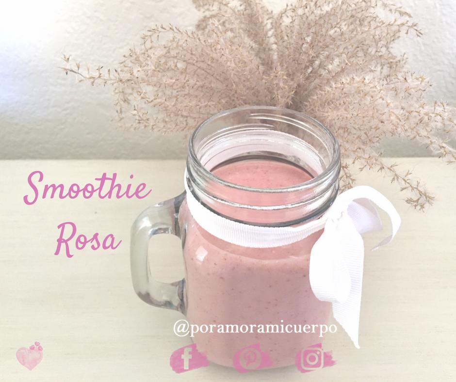 smoothie-rosa
