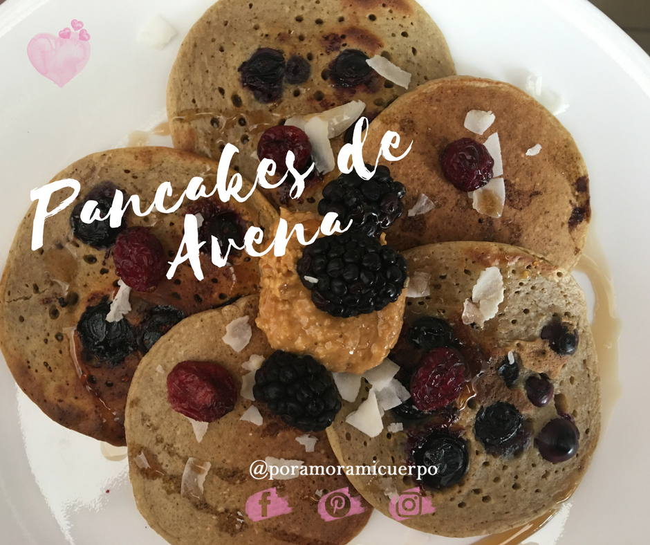 Pancakes Avena