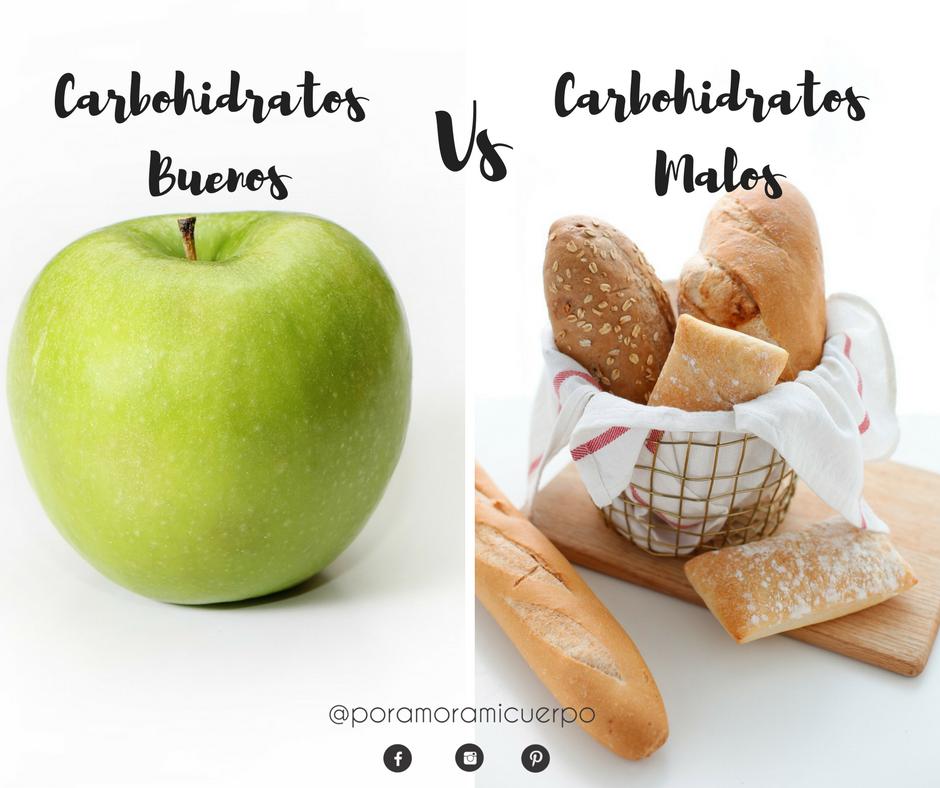 Carbohidratos Buenos